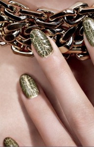 Vernis Golden Jungle Dior