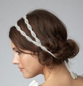headband de mariage