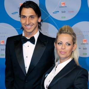 Helena Seger femme de Zlatan Ibrahimovic