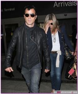 Fiançailles de Jennifer Aniston