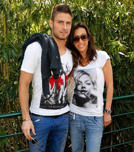 Jennifer femme d'Olivier Giroud