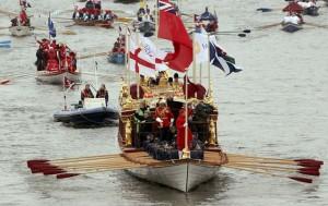 parade nautique Jubile de Diamant