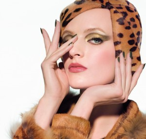 collection maquillage jungle or Dior