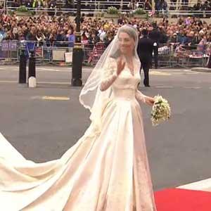 Kate Middleton booste les ventes d'Alexander McQueen