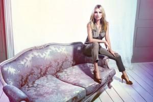 Kate Moss pour Liu Jo