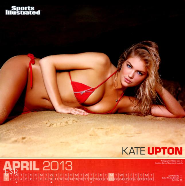 Kate Upton Sports Illustrated 2013