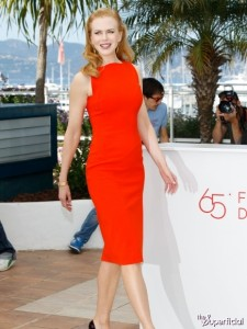 Nicole Kidman pour Paperpoy