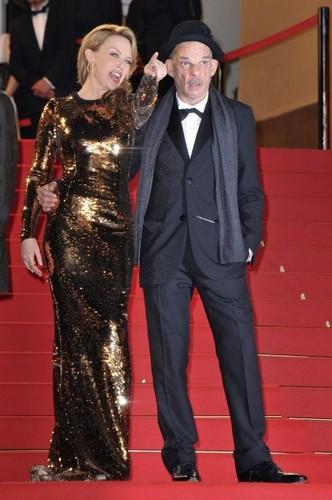 Kylie Minogue au Festival de Cannes