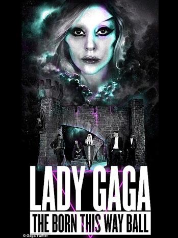 Lady Gaga Born This Way Ball