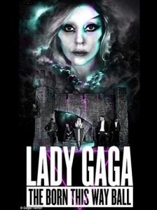 dates des concerts Lady Gaga