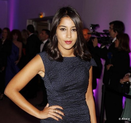 Leila Bekhti à Cannes