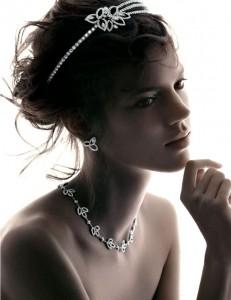 Bijoux Lily Cluster de Harry Winston