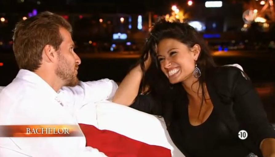 Livia et Adriano amoureux