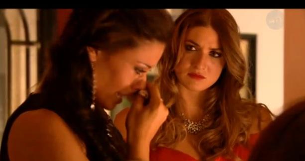 larmes de Livia pour conquérir Adriano