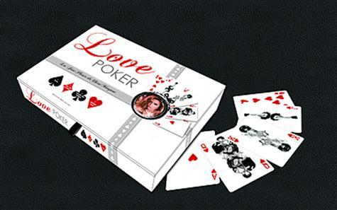 Love poker de Clara Morgane