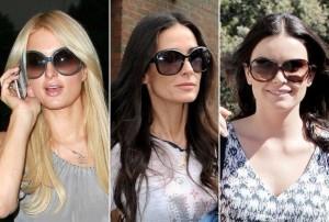 lunettes soleil carré
