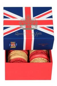 macarons anglais de Ladurée