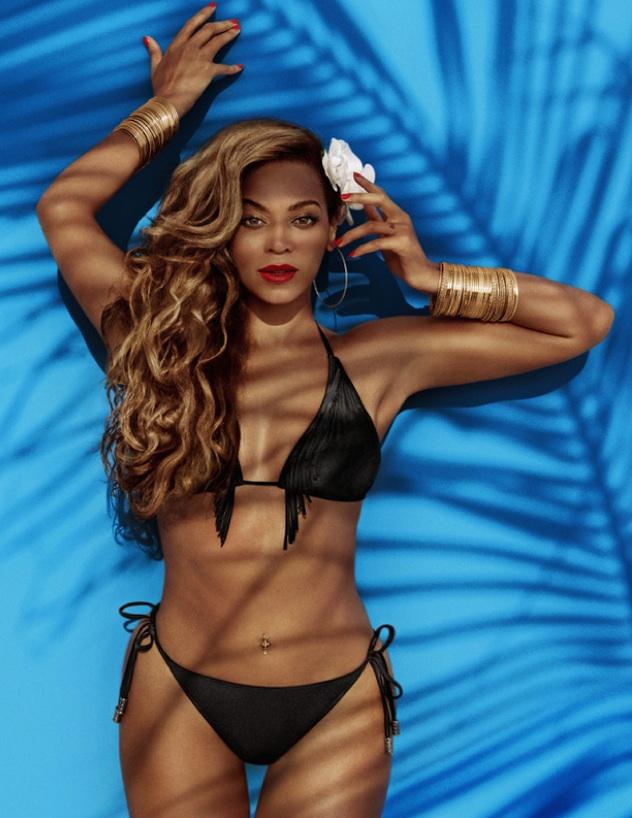 Maillots de Beyoncé pour H&M