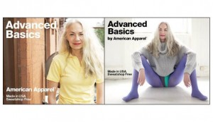 mannequin senior american apparel