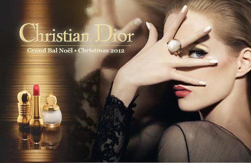 maquillage Dior Grand Bal