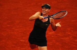 Maria Sharapova Roland Garros 2012
