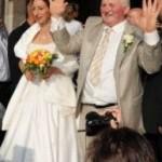 mariage annie et thierry amour est dans le pré