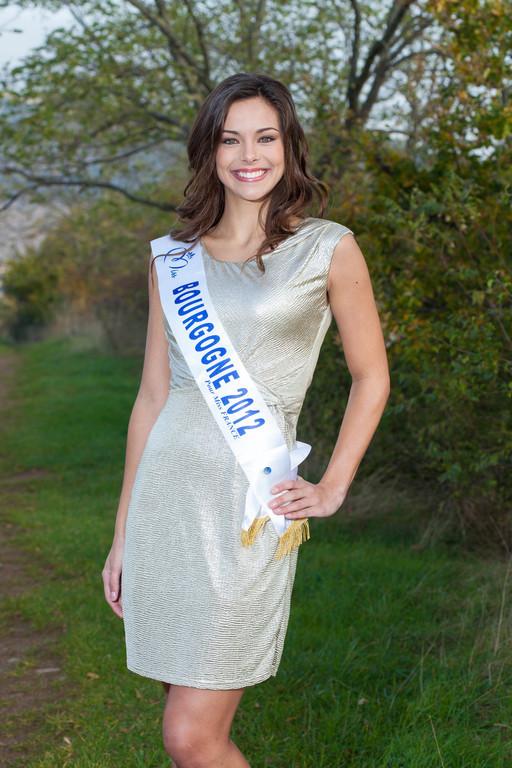 Mensurations de Miss France 2013