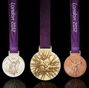 medailles JO Londres