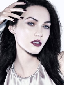 Megan Fox pour Rouge Armani Sheers