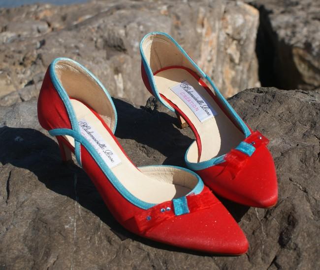 chaussures de mari e originales mode et femme. Black Bedroom Furniture Sets. Home Design Ideas