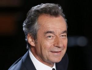Michel Denisot pour Vanity Fair
