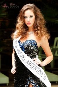 miss argentine 2012