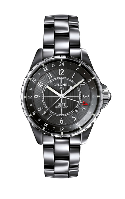 montre J12 Chromatic GMT Chanel