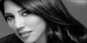 Najwa Karam visage L'Oréal