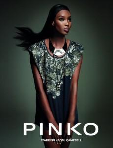 Naomi Campbell pour Pinko