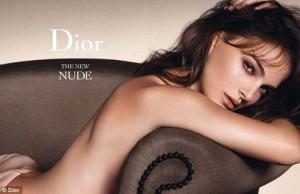 Natalie Portman Nude Dior