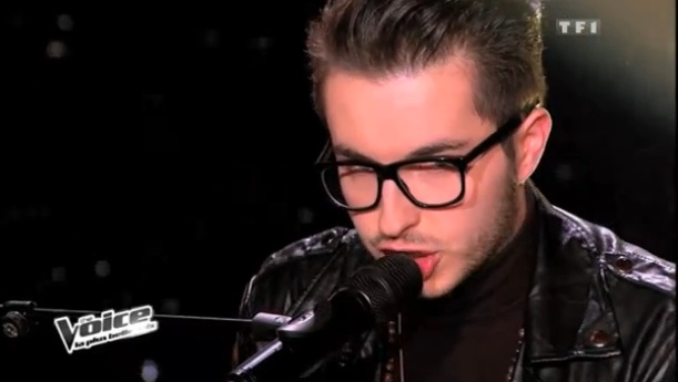 Olympe chante Born to die dans The Voice