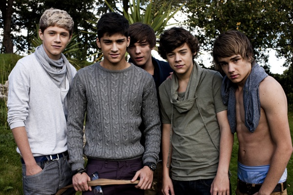 One Direction All For One