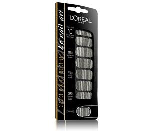 Patchs pour ongles Diamantissime de L'Oréal