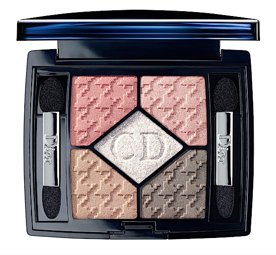 palette 5 couleurs Dior printemps-2013