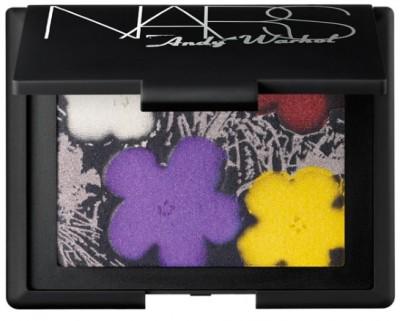 palette Nars Andy Warhol