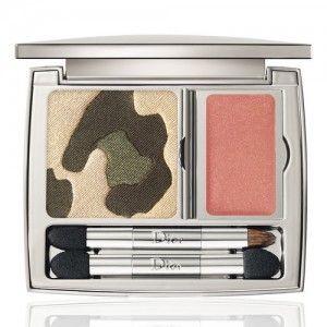 palette golden jungle kaki Dior