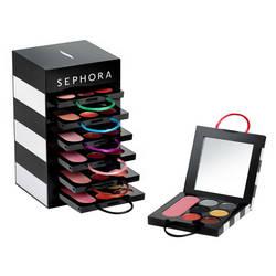 palette prêt-à-porter de Sephora