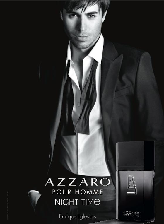 parfum Azzaro pour Homme Night Time