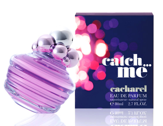 parfum Catch Me cacharel