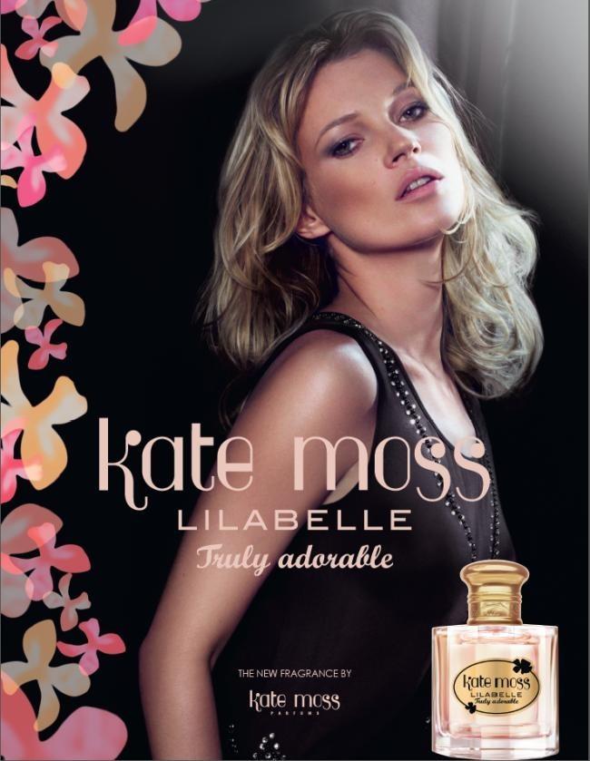 Parfum Lilabelle Truly adorable de Kate Moss