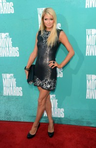 Belles jambes aux MTV Movie Awards