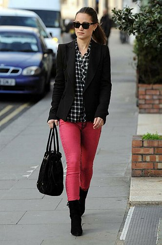 jean rose de Pippa Middleton