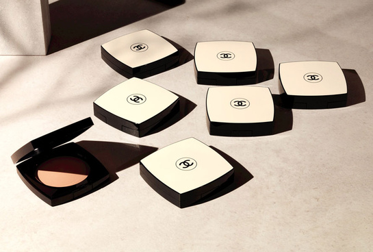 Poudre Les Beiges de Chanel avec Gisele Bundchen