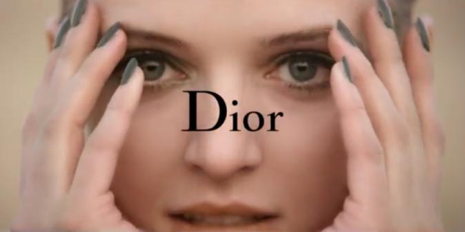 pub Secret Garden de Dior